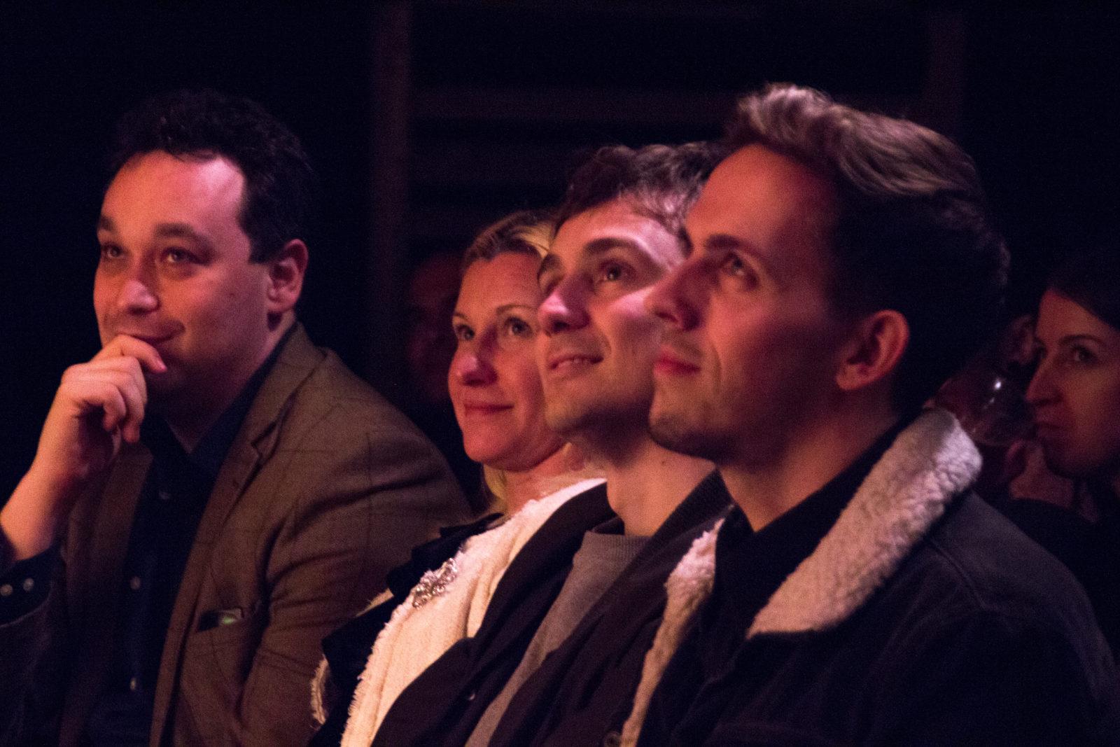 Feb 13th 2018 - Audience